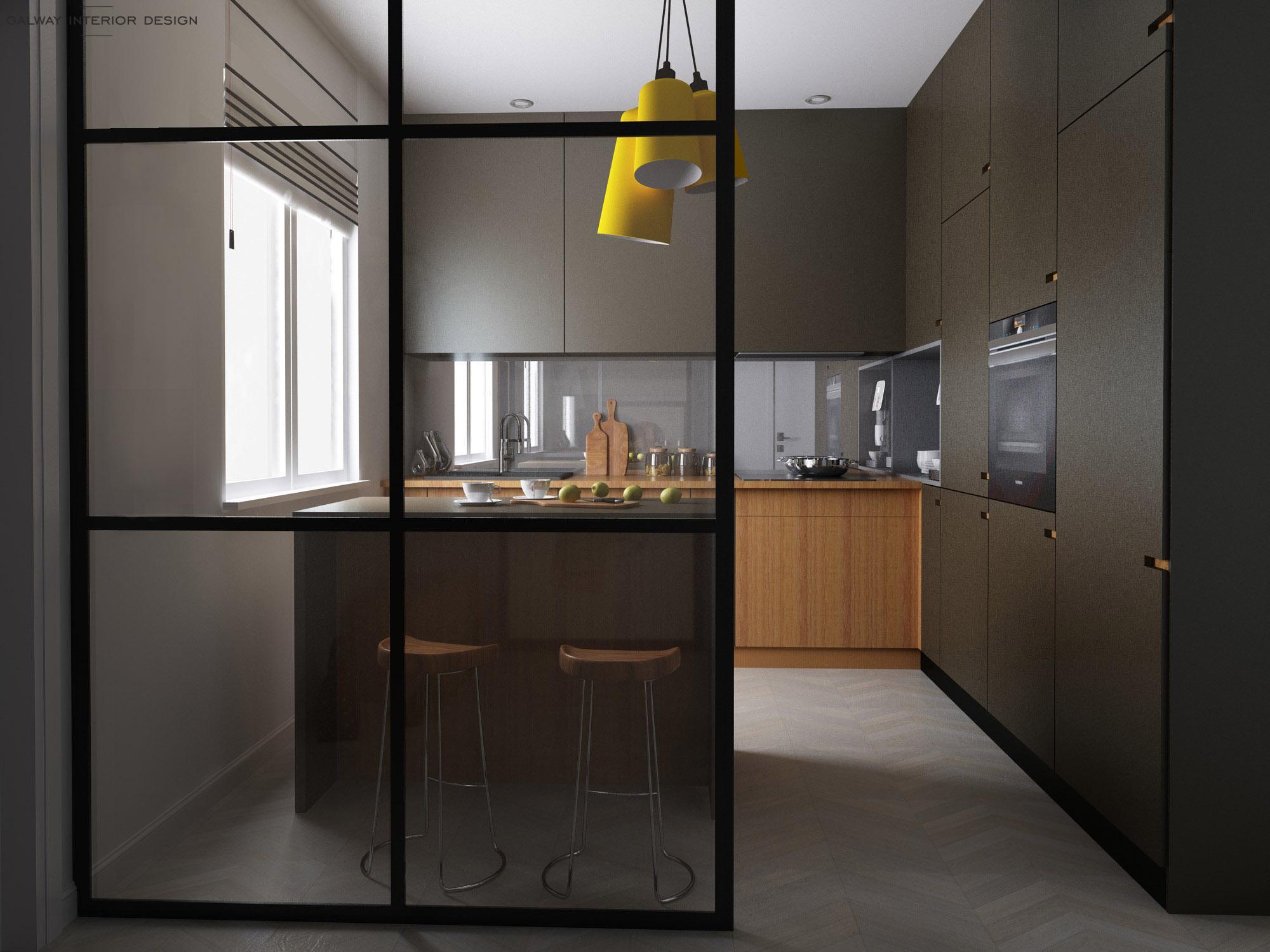 Galway Interior Design Kitchen 3D 5