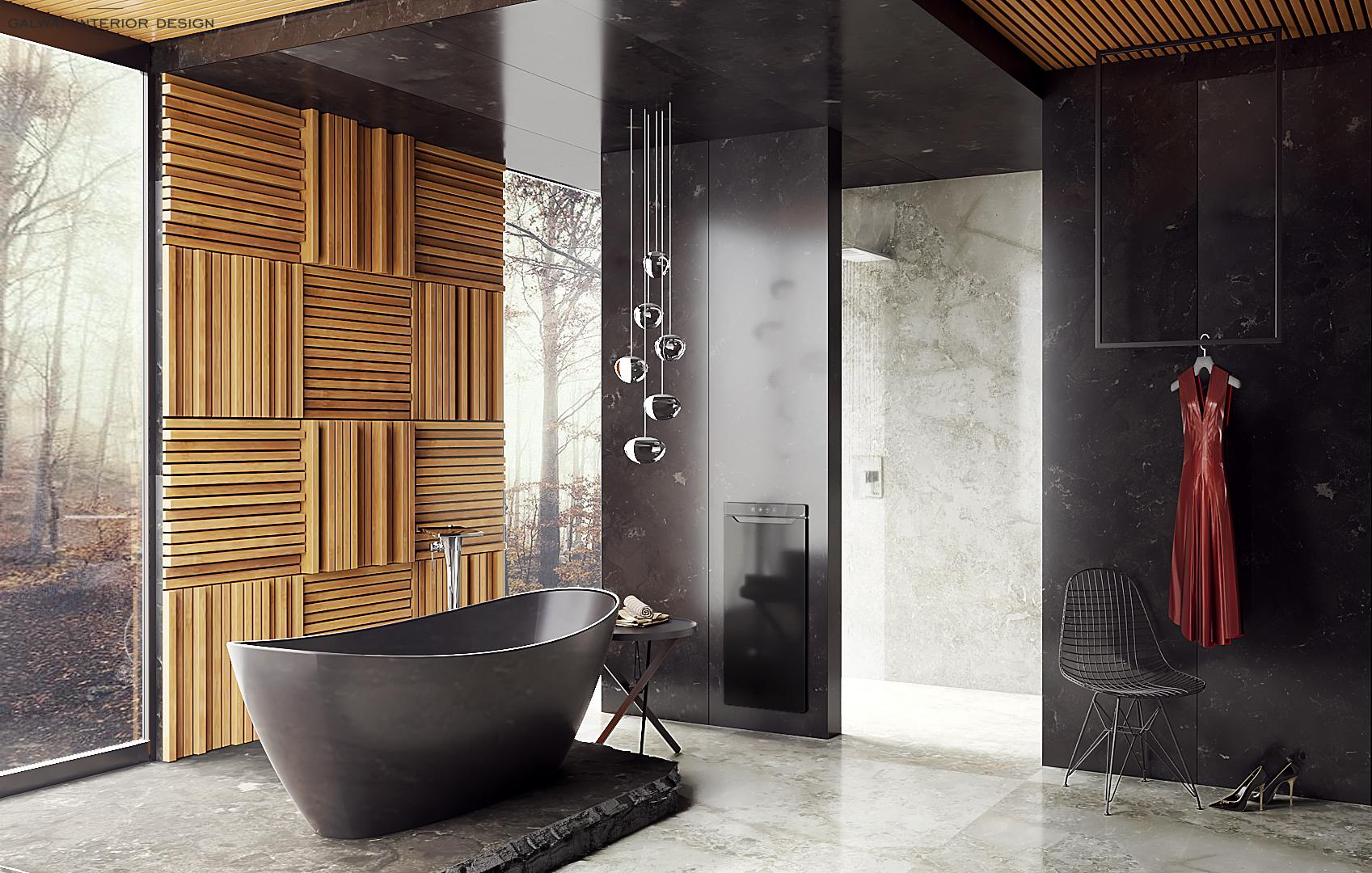 Galway Interior Design - Bathroom Stylish