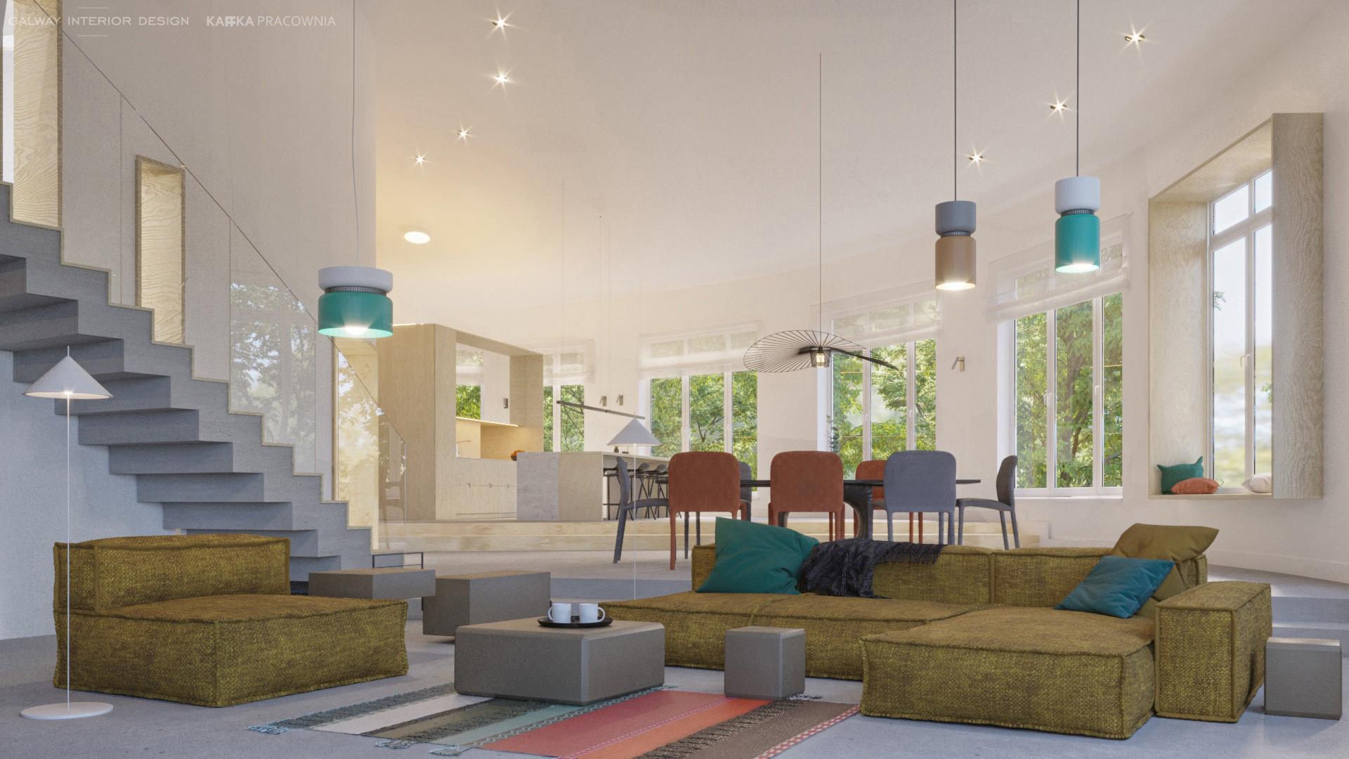Galway Interior Design Simple Sitting Room