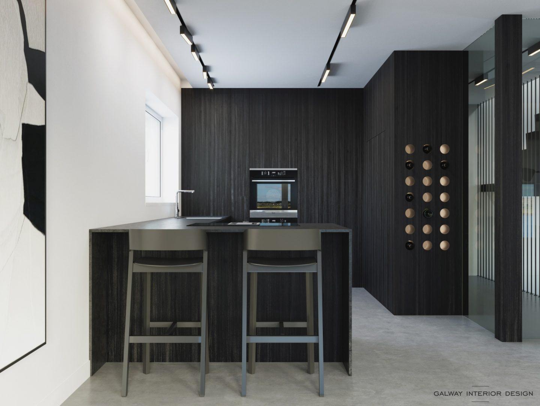 Galway Interior Design Lough Atalia FF Kitchen 2