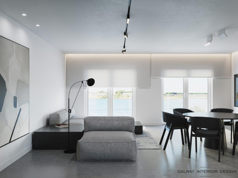 Galway Interior Design Lough Atalia FF Living 1