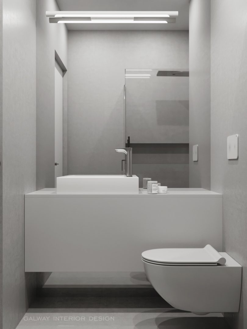 Galway Interior Design Lough Atalia GF Bathroom 1