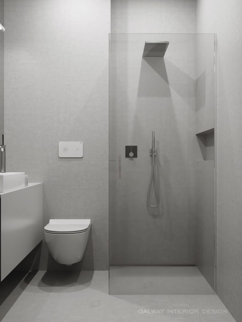 Galway Interior Design Lough Atalia GF Bathroom 2