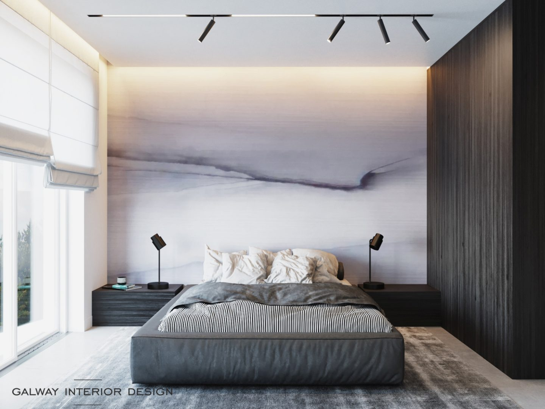 Galway Interior Design Lough Atalia SF MBedroom 1